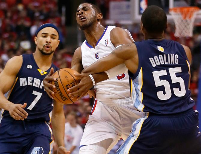 Полкоманды. Все, что нужно знать о матчах плей-офф НБА 22-23 апреля