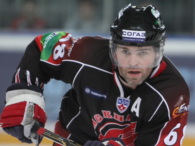 10 иностранных хоккеистов, которым стоит вернуться в КХЛ