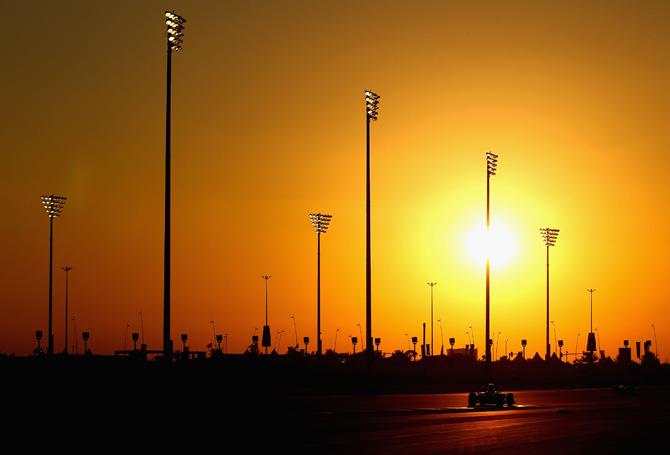 Арабские сумерки. Что нужно знать о Гран-при Абу-Даби