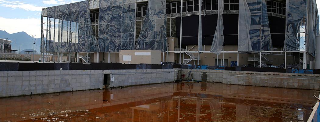 Во что превратились арены Игр-2016 спустя полгода
