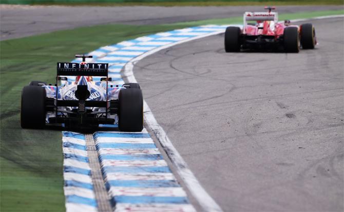 Неуязвимые. Почему трассы «Формулы-1» должны наказывать пилотов за ошибки