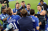 Как «Динамо» вернуло себе титул чемпиона