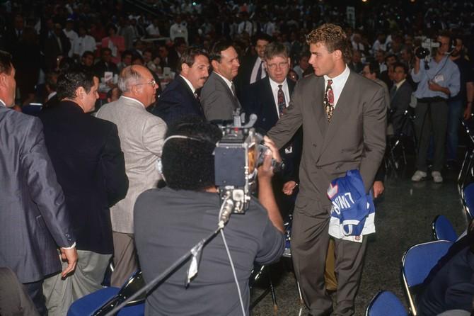 Самые быстрые обмены первых номеров драфта в истории НХЛ