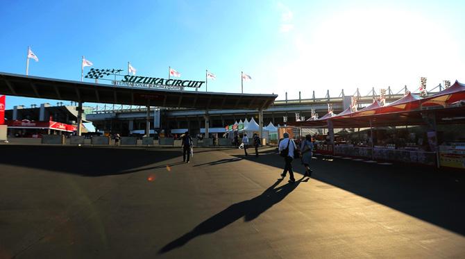 Время мацури. Что нужно знать о Гран-при Японии