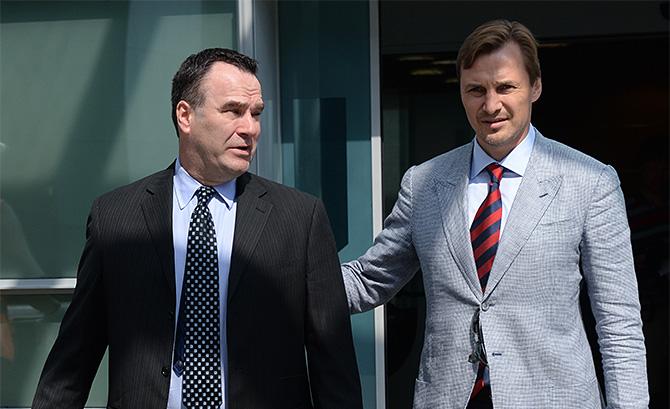 Конный двор. Почему Сергей Федоров – худший генменеджер в КХЛ