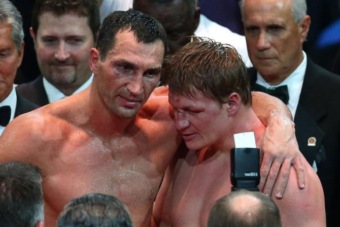 Андрей Рябинский: «Поражение от Кличко не сломало Поветкина. Сейчас это самое главное»