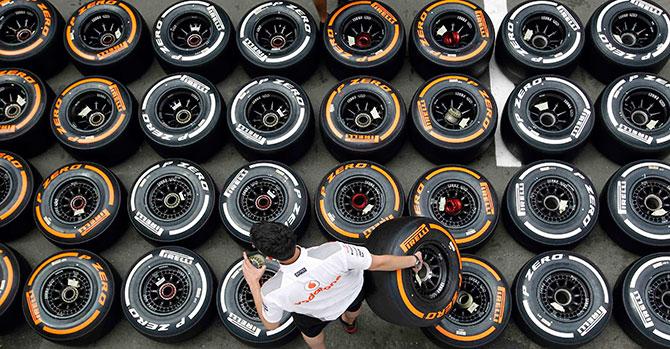 «Неправильно менять свойства шин по ходу сезона в «Формуле-1»»