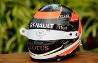 Шлемы гонщиков «Формулы-1» в 2013 году