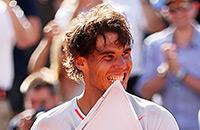 8 побед Рафаэля Надаля на «Ролан Гаррос»