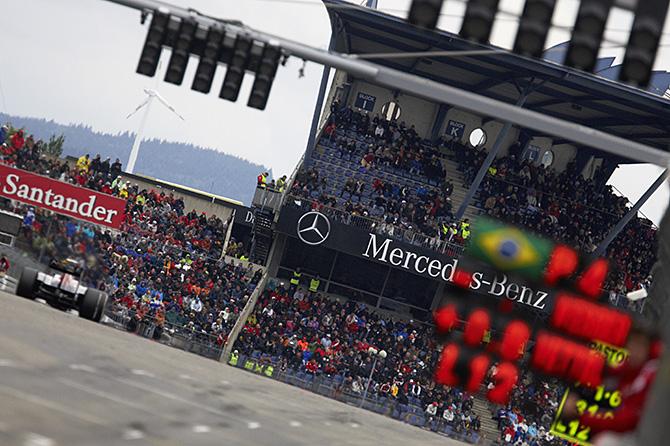 Короли ринга. 5 причин смотреть Гран-при Германии