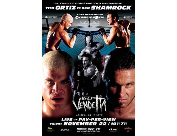 Вечный огонь. Главные события, люди и факты в истории UFC