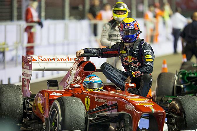 Тотальный контроль. 5 главных событий Гран-при Сингапура