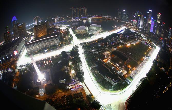 На пределе возможностей. Что нужно знать о Гран-при Сингапура