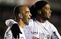 Роналдиньо, Деку и еще 18 знаменитостей Кубка Либертадорес