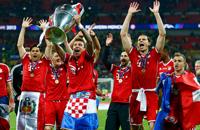 А побеждают немцы. Финал Лиги чемпионов в картинках
