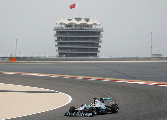 Пожиратели шин. 5 главных интриг Гран-при Бахрейна