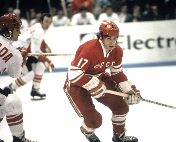 Главные матчи в истории хоккея. СССР – Канада (1978)