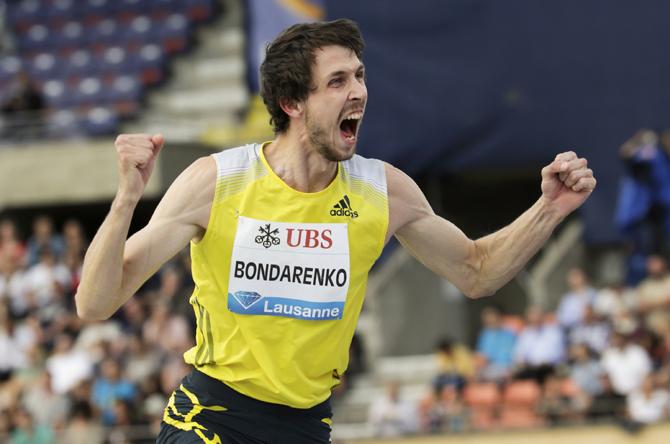 К звездам. Откуда взялся лучший прыгун в высоту Богдан Бондаренко