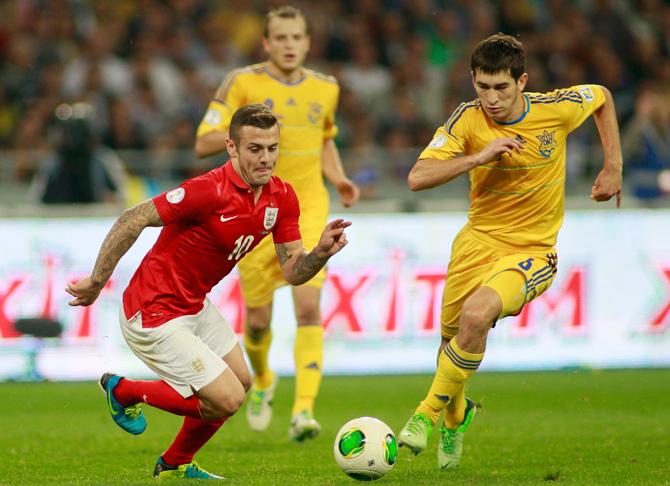 Версия 0.0. Оценки участников матча Украина – Англия