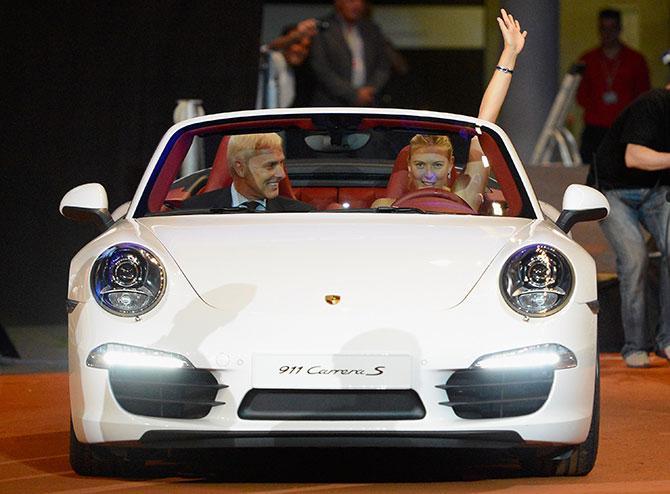 9 обладательниц Porsche