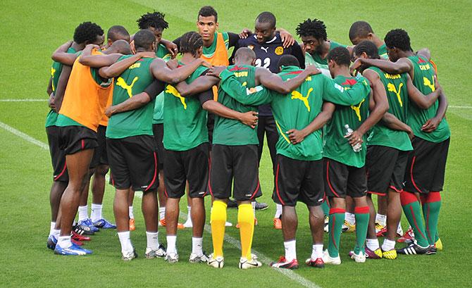 Камерун грядеши. Как сборная Украины готовилась к товарищескому матчу