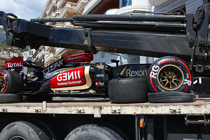5 худших выступлений в «Формуле-1» в этом году
