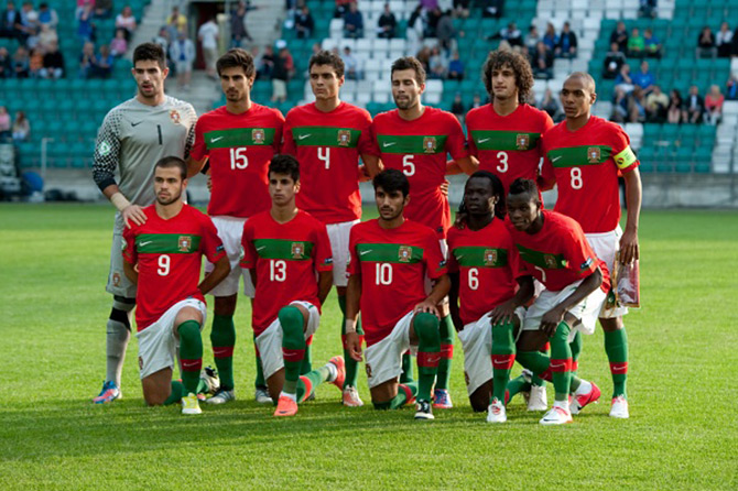 За кем следить на молодежном чемпионате мира: Португалия