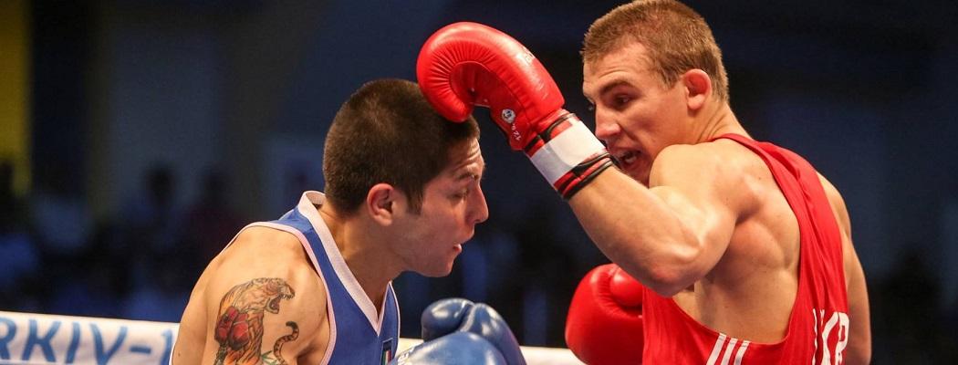 6 украинских боксеров, взявших медали в Харькове