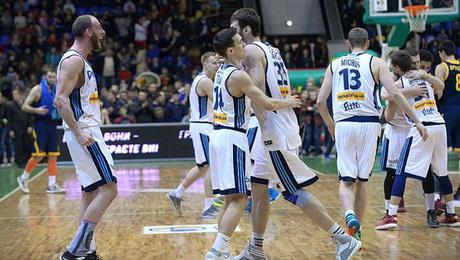 «Днепр» выиграл Кубок Украины