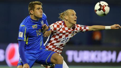 Потенциальные соперники Украины в плей-офф отбора ЧМ