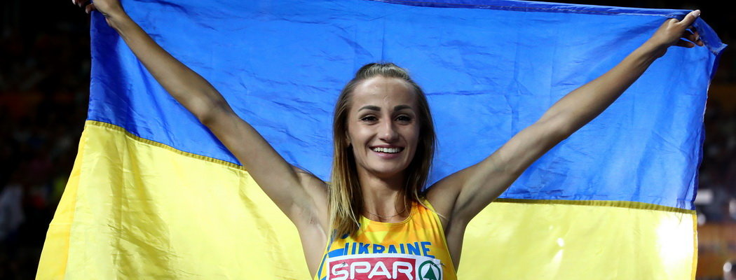 Украина мощно провела ЧЕ по летним видам: 26 медалей, 8-е место в общем зачете