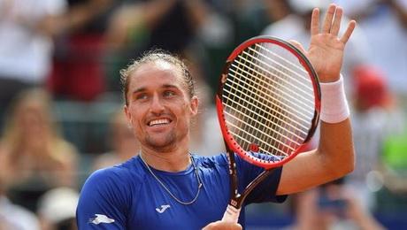 Долгополов выиграл турнир, победив в финале 5-ю ракетку мира