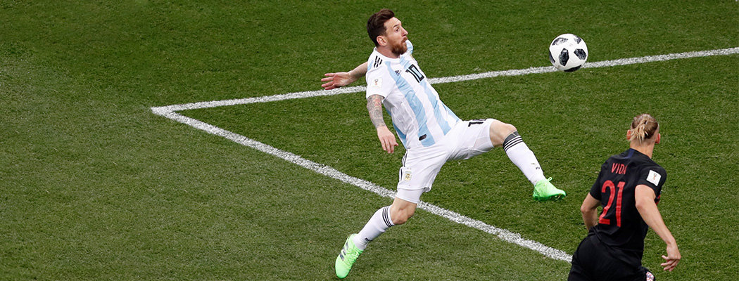 Хорватия уничтожила Аргентину! Месси близок к вылету